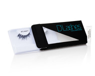 Our signature lash still capturing the look of eyelash extensions. These D'Wispy strip lashes adds a little bit of sexy and a lot of style to your everyday look.  The D'Wispy enhances the eyes by creating a fuller, longer lash.  Box includes: hypoallergenic eyelash adhesive and one set of [reusable] D'Wispy eyelashes.