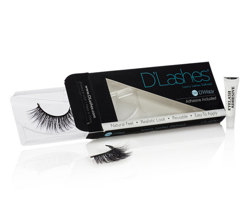 The New 3D Lashes are spectacular! These 3 dimensional layered Lashes will give your eyes the illusion of a full set of Eyelash Extensions.