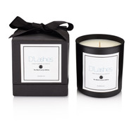 This New D'Lashes Black Luxury Candle is the convergence of artistic souls who share a singular desire to create. Free of constraint and compromise. Fusing years of experience in the world of Beauty and Eyelashes.  D'Lashes now brings a Black luxury candle fragrance of sophisticated design. Our goal is to continually push boundaries while staying true to our core beliefs, ideal and lifestyle.  The collection is a love letter to the city that has nurtured, challenged and inspired us. Eash provocative fragrance is an intoxicating and blend of the finest perfumes and rare oils, evoking the true essence of life in sun drenched seductive Los Angeles.  Each Candle is hand-poured with a creamy blend of soy, palm and coconut wax ensuring a long, clean potently fragrant burn. Scent: Red Currant