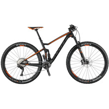 Scott Spark 910 29 2017 Black/Orange
