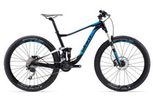 Giant Anthem 3 27.5 2017 Black Blue