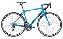 Giant Contend SL 1 2017 Blue Black