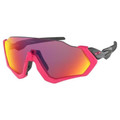 Oakley Flight Jacket Polished Black/Pink
