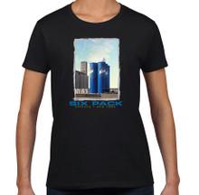 Six Pack, Buffalo waterfront, Buffalo, NY, Six Pack T-Shirt