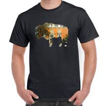 Buffalo Club,Clubs,Buffalo History,Buffalo NY,Buffalove,Mens Black T Shirt,Buffalo Treasures