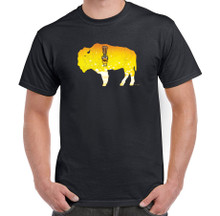 Beer,Alcohol,Bars,Taverns,Drinks,On Tap,Draught,Mens Black T Shirt,Buffalo NY,Buffalove,Buffalo Trteasures,Feel Good greetings ink