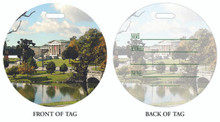 Delaware Park, Luggage tag, ID Tag, Buffalo Luggage Tag, Buffalo ID tag, Buffalo, Buffalo NY