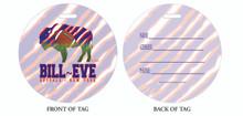 Football, Buffalo Bills, Football in Buffalo, Luggage tag, ID Tag, Buffalo Luggage Tag, Buffalo ID tag, Buffalo, Buffalo NY