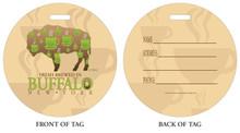 Coffee, Buffalo Coffee shops, Coffee in Buffalo, Luggage tag, ID Tag, Buffalo Luggage Tag, Buffalo ID tag, Buffalo, Buffalo NY