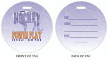 Hockey, Buffalo Hockey, Hockey in Buffalo, Buffalo Sabres, Luggage tag, ID Tag, Buffalo Luggage Tag, Buffalo ID tag, Buffalo, Buffalo NY