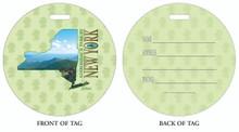 Adirondacks in NY, New York Vacation, New York, Adirondacks in New York, Luggage tag, ID Tag, New York Luggage Tag, New York ID tag, NY