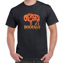 Halloween T Shirts,Buffalo Halloween,In BUFFALO,Feel Good Greetings ink