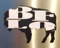 BFLO In BUFFALO Magnet