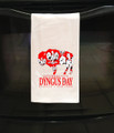 Dyngus Day In BUFFALO Tea Towel