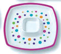 Ashdene - Kaleidoscope - Polka Dot Chip and Dip Platter