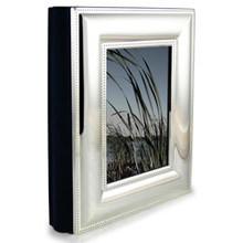 Whitehill Argenta Wide Bead Photo Frame Albumn