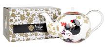 Ashdene Madame Butterfly Teapot Ayako