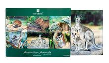 Ashdene Animals Australia Placemats set of 6