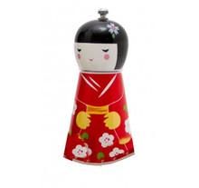 Japanese Doll Pepper Mill 16 cm