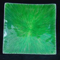 Martinvale Green Glazed Plate