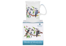 Ashdene Birds of Australia Laughing Kookaburra Can Mug  Designed by Natalie Jane Parker.