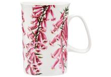 Ashdene Australian Floral Emblem Mug Common Heath- Victoria