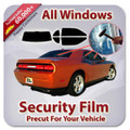GMC Sierra 2500 Crew Cab 2007-2013 Precut Security Tint Kit