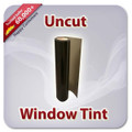 Uncut Window Tint Film - Many Shades To Choose From