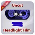 Uncut Headlight Tint - Blue