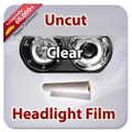 Uncut Headlight Tint - Clear