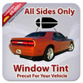 Precut Sides Only Tint Kit for Nissan X-Trail 2005-2008