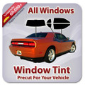 Precut All Window Tint Kit for Acura Legend 4 Door 1991-1995