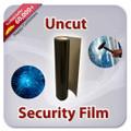 Uncut Security Window Tint Film