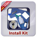 Complete Clear Bra Installation Kit