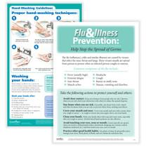 Illness Prevention Poster Set (Item # N3100)