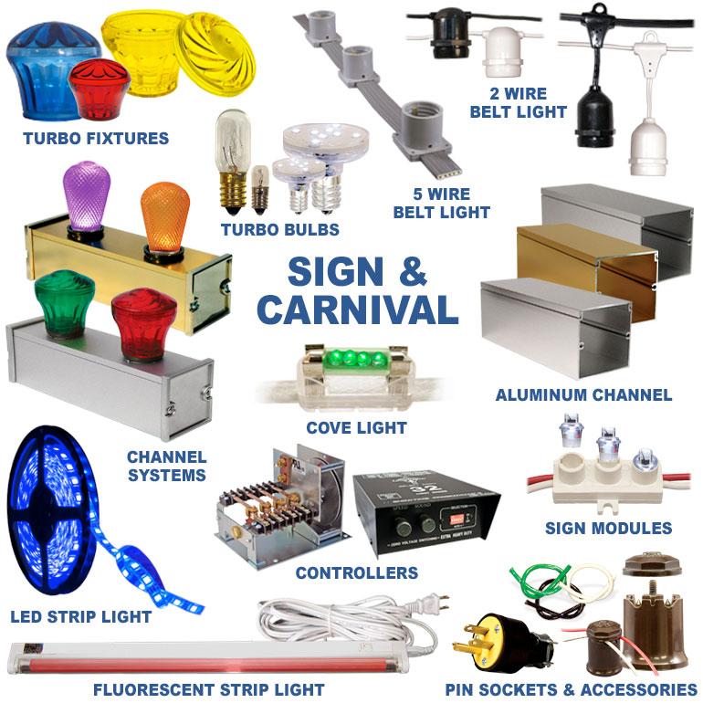sc 1 st  Action Lighting & SIGN u0026 CARNIVAL - Action Lighting™ Inc. azcodes.com