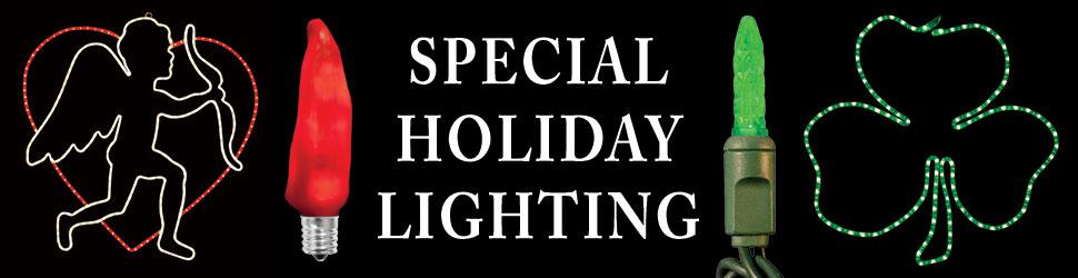 Special Holiday Lights & Special Holiday Lights - Action Lighting™ Inc. azcodes.com