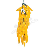 35 Yellow Chili Pepper Cluster - 10235PL2Y