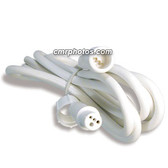"CROWN ROPE LIGHT 3 WIRE 1/2"" 6FT MALE-FEMALE EXTENSION (5/BAG) - BAG"
