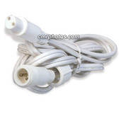 "out of stock---2 WIRE 3/8"" 6FT EXTENTION MALE TO FEMALE 5/BAG - Pack/5"