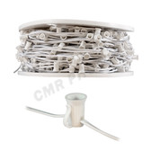 500 Ft ROLL SPT1 C7 WHITE 12 INCH SOCKETS