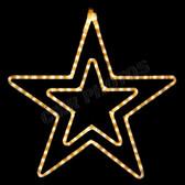 LED DOUBLE STAR - 100MOLSTAR2