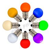 LED G20 Frosted E12 Base - Pack(25 bulbs) - 227LEDG20F