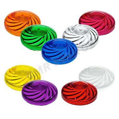 Universal TE40 Cap Color Options