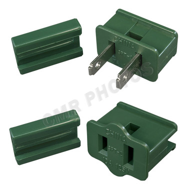 SPT 1 / SPT 2 Vampire Plug Options Green