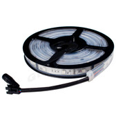 RGB Color-Changing Flexible SMD (Suface Mount Diode) LED Light Strip - 16ft Roll