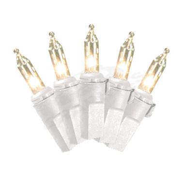 100 Lamp Incandescent Mini Light Set