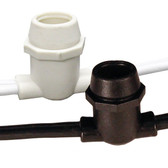 10 Amp E12 Heavy Duty String Light - 50ft Rolls