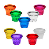 Universal Starlight Cabochon Base Fixtures - Color Options