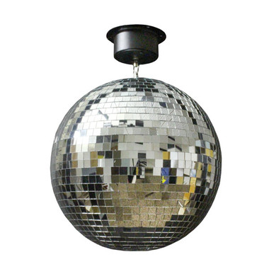 disco mirror ball with motor 102mirror action lighting inc. Black Bedroom Furniture Sets. Home Design Ideas